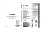 Sharp LC-40LE540E LED TV