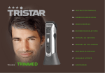 Tristar Hair clipper