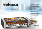 Tristar RA-2993 barbecue