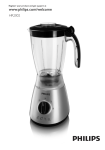 Philips HR2002/53 blender