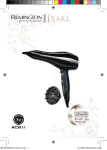 Remington AC5011 hair dryer