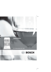 Bosch SGS44E62EU dishwasher