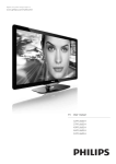 Philips LED TV 32PFL8605H