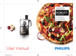 Philips Robust Collection Food processor HR7781/00