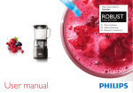 Philips Robust Collection Blender HR2181/00