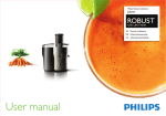 Philips Robust Collection HR1881/00