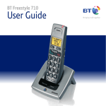 British Telecom Freestyle 710 Twin