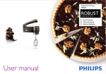 Philips Robust Collection Mixer HR1581/00