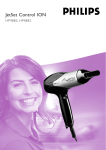 Philips Hairdryer HP4882