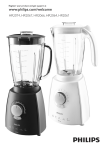 Philips Blender HR2064/55