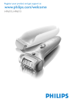 Philips Satinelle Ice Premium Epilator HP6515/00