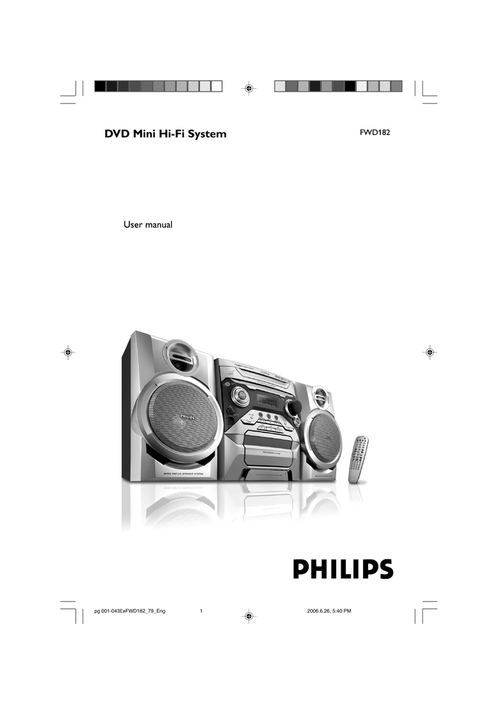 philips binoculars user manual