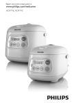 Philips Rice cooker HD4743/00