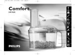 Philips Food processor HR7605/10