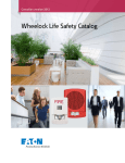 Wheelock Life Safety Catalog