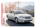 Avalon - Certified Used Toyota Vehicles