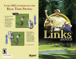 Microsoft Links Championship 2003 for Windows
