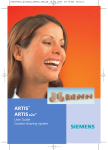 Siemens hearing systems Hearing Aid User Manual