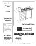 Samsung SW81ASP Washer User Manual
