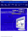 Philips 150P4CB Computer Monitor User Manual