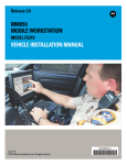 Motorola F5218 Automobile Accessories User Manual