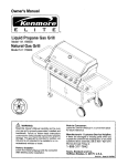 Kenmore 141.1786 Camper User Manual