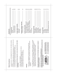 Jensen JE1510 Flat Panel Television User Manual