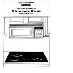 Jenn-Air M438 Microwave Oven User Manual