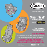 Graco PD238744A Car Seat User Manual