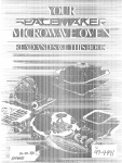GE 49-4491 Microwave Oven User Manual