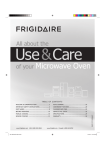 Frigidaire 16495056 Microwave Oven User Manual