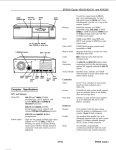 Epson 4SX/25 Laptop User Manual