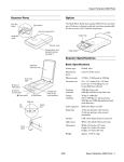 Epson 3590 Scanner User Manual