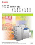 Canon C4080 Printer User Manual