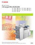 Canon C2550 All in One Printer User Manual
