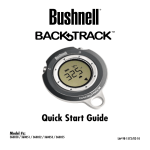 Bushnell 201361 Film Camera User Manual