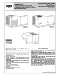 Bryant 542E Heat Pump User Manual