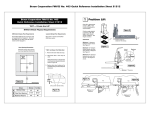Braun 403 Wheelchair User Manual