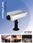 4XEM IPCAMW45 Security Camera User Manual
