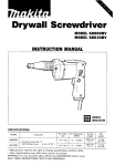 Makita 680LDBV Instruction manual