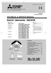 Mitsubishi Electric Mr Slim Puhz Rp3vha Service Manual