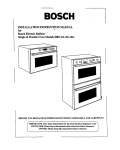 Bosch HBN 5405.0 A Technical data