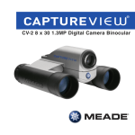 Meade CaptureView 8x30 Specifications