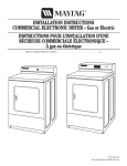 Maytag MDG17MNAWW0 Specifications