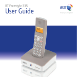 BT Freestyle 335 User guide