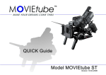 MOVIEtube  ST Specifications