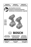 Bosch 24614 Specifications