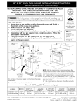 Electrolux E30DF74GPS5 Operating instructions