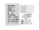 Sharp XL-UH240H Specifications