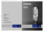 Siemens SL45 User guide